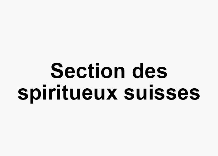 Section des spiritueux suisses
